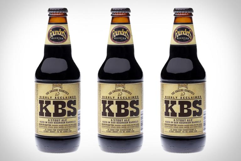 Founders KBS Beer
