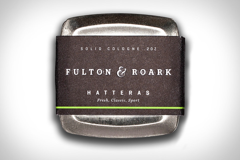 Fulton & Roark Solid Colognes