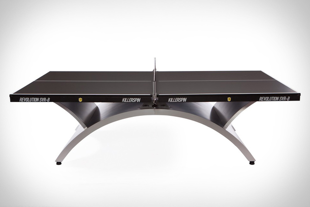 Killerspin SVR Black Ping Pong Table