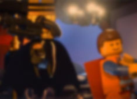 LEGO Blooper Reel