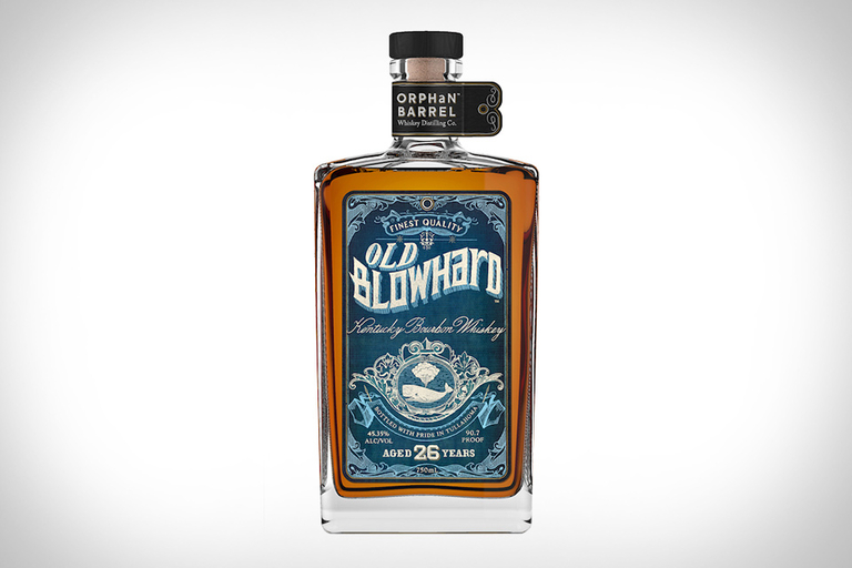 Orphan Barrel Old Blowhard Bourbon