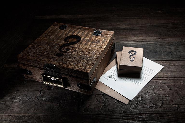 J.J. Abrams x Theory11 Mystery Box