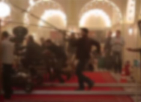 Grand Budapest Hotel B-Roll
