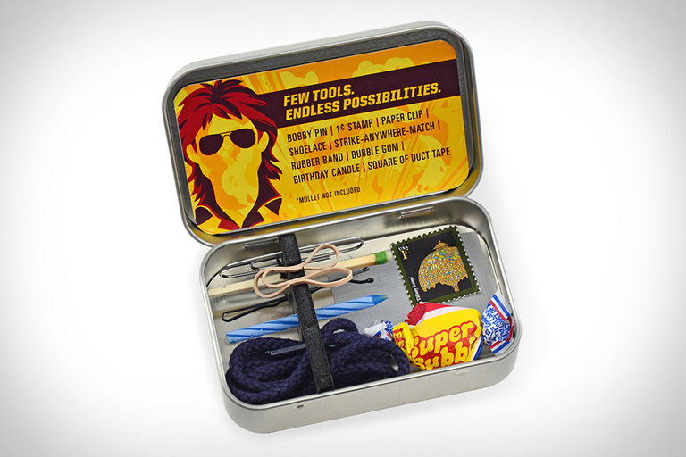 MacGyver Tool Kit