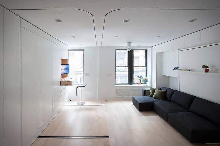 Transforming Micro Apartment