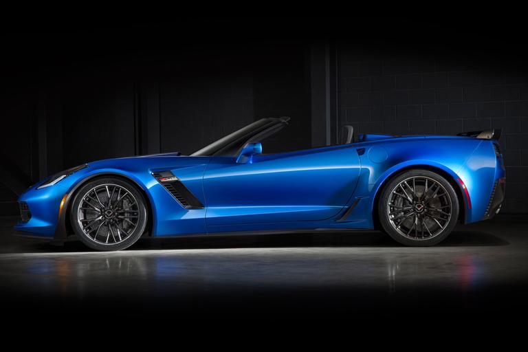 2015 Corvette Z06 Convertible