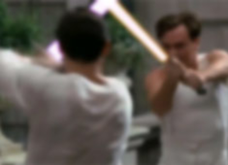 Die Another Day With Lightsabers