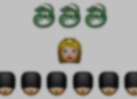 Game of Thrones Emoji Recap