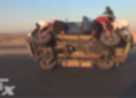 Saudi Tire Change