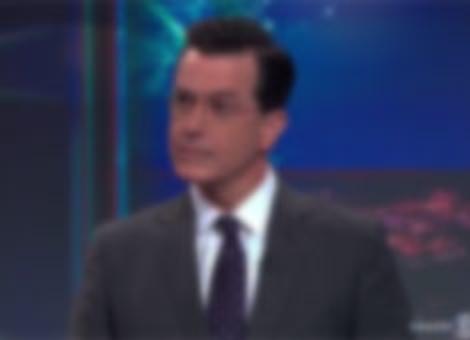 Stephen Colbert Says Goodbye