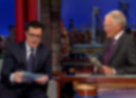 Stephen Colbert's Top Ten List