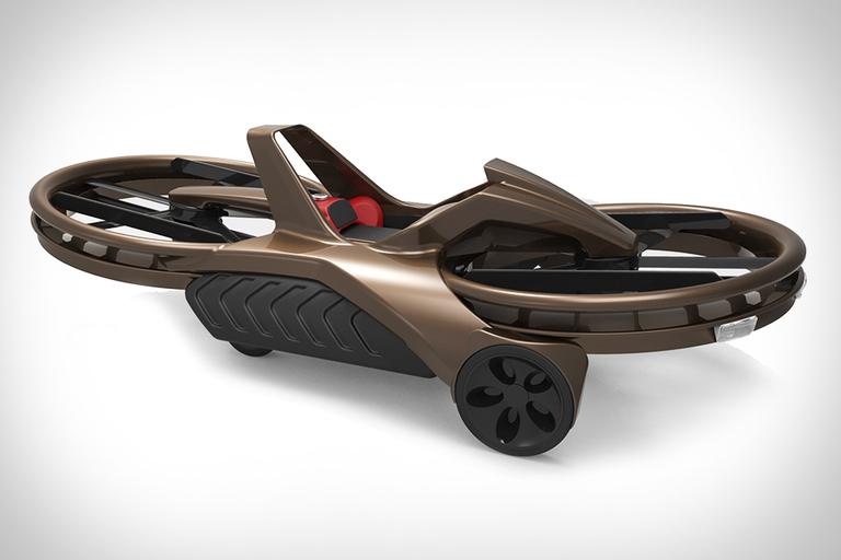 Aero-X Hoverbike
