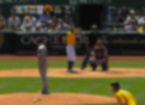 British Baseball Commentary: Athletics Vs. Astros