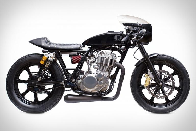 Deus Ex Machina Grievous Angel Motorcycle