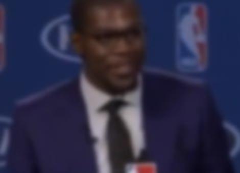 Kevin Durant's MVP Speech