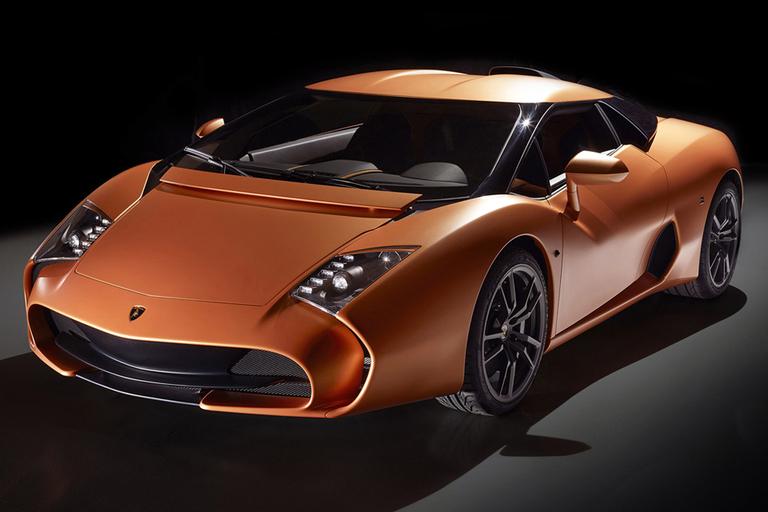 Lamborghini 5-95 Zagato Concept