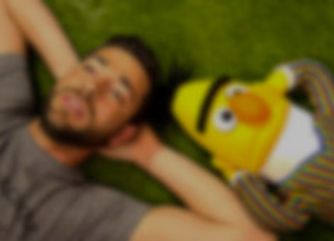 A Lovely Sunny Day by Zachary Levi and Bert