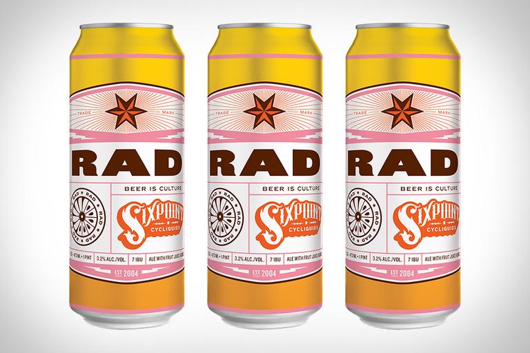 Sixpoint Rad Beer