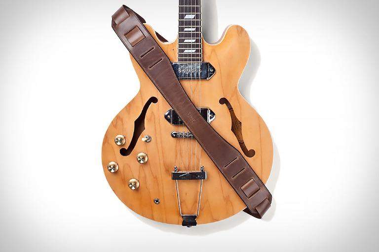 Tanner Goods Troubadour Guitar Strap