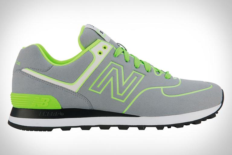New Balance Neon Lights 574