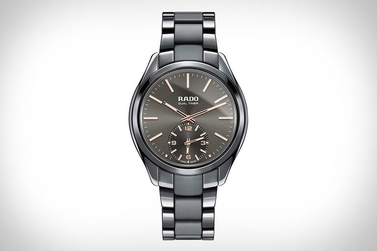 Rado HyperChrome Touch Dual Timer Watch