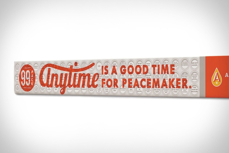 Austin Beerworks Peacemaker Anytime Ale 99-Pack