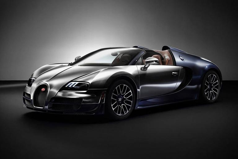 Bugatti Veyron Grand Sport Vitesse Ettore Bugatti Edition