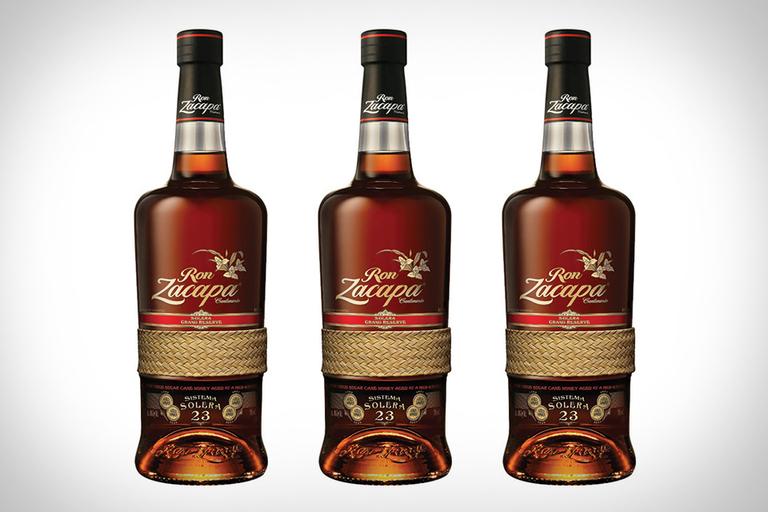 Ron Zacapa Solera Rum