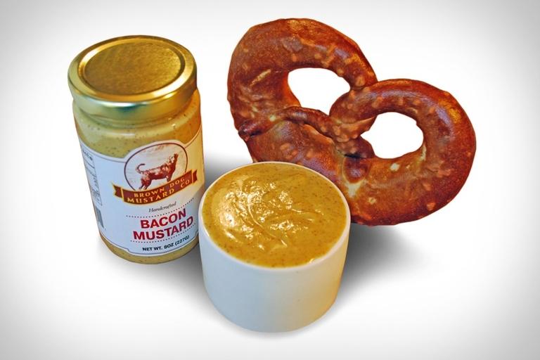 Bacon Mustard