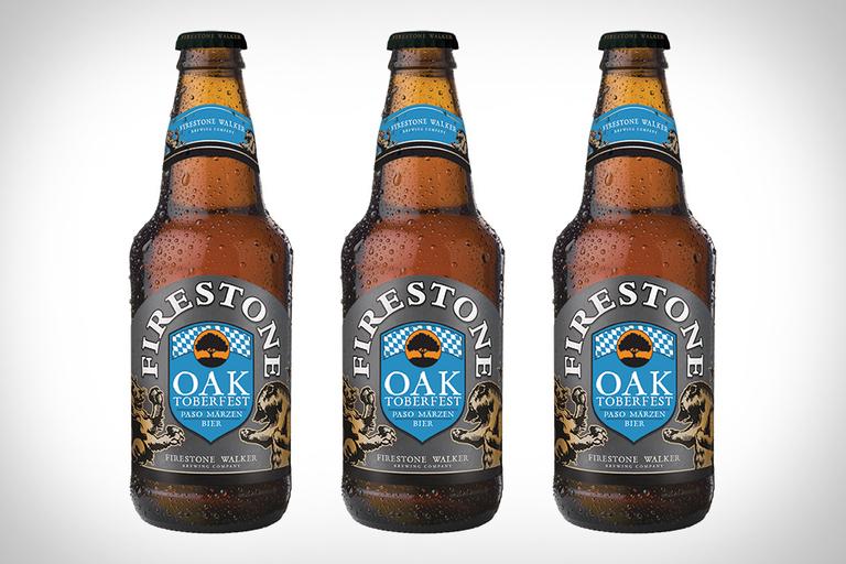 Firestone Walker Oaktoberfest Beer