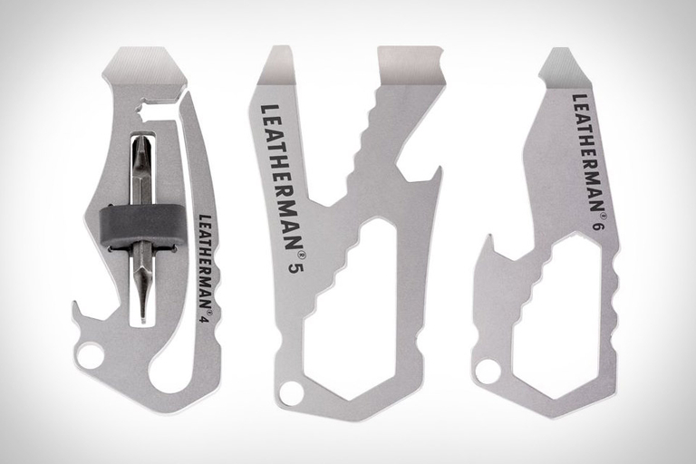 Leatherman By The Numbers Pocket Tools