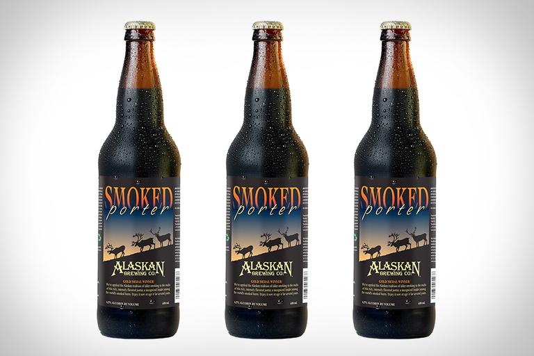 Alaskan Smoked Porter Beer