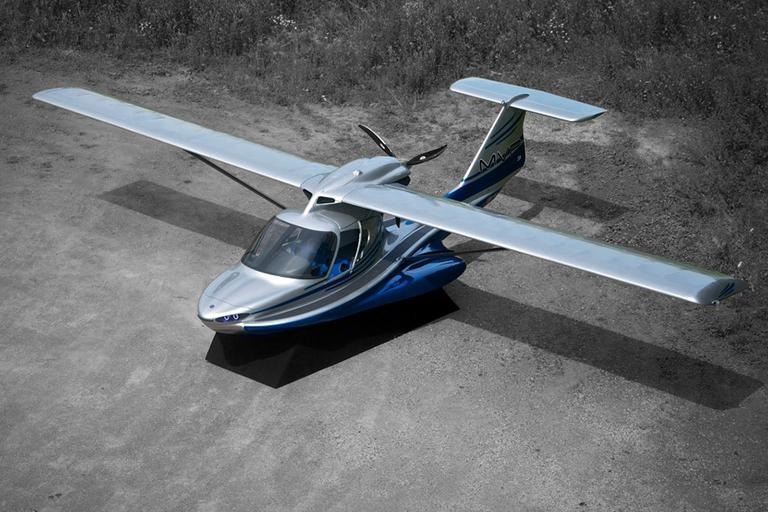 Aero MVP Airplane