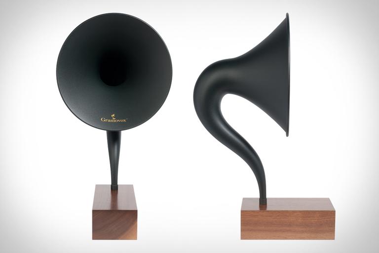 Gramovox Bluetooth Gramophone