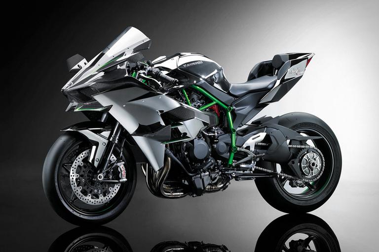 Kawasaki Ninja H2R Motorcycle