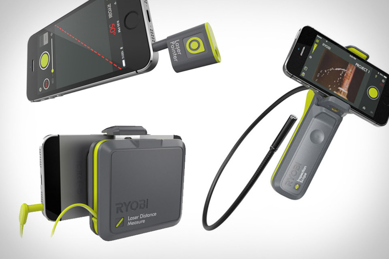 Ryobi Phone Works Tools