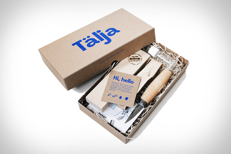 Talja Woodcarving Kit