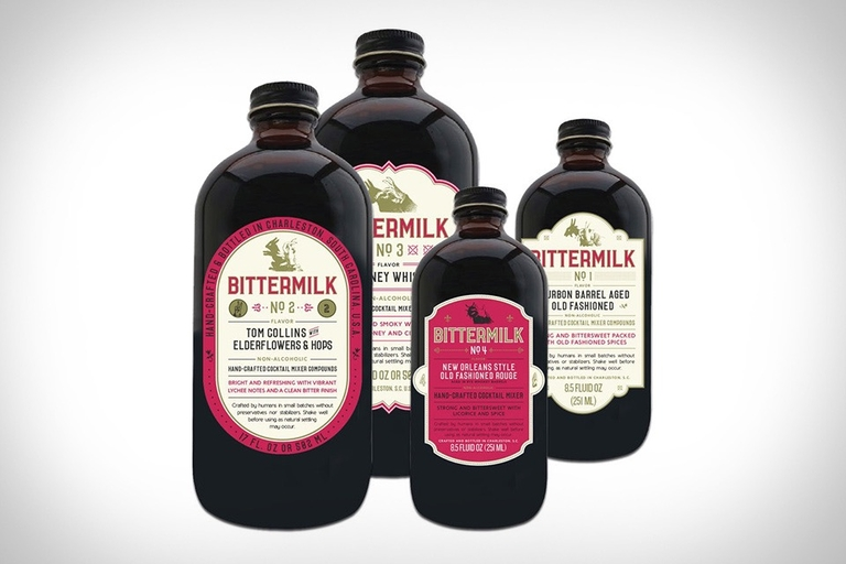 Bittermilk Cocktail Mixers