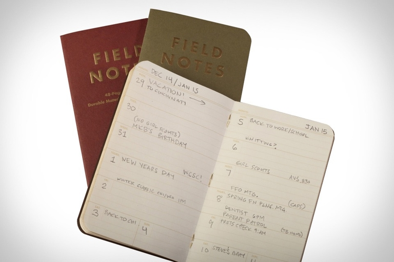 Field Notes Ambition Notebooks