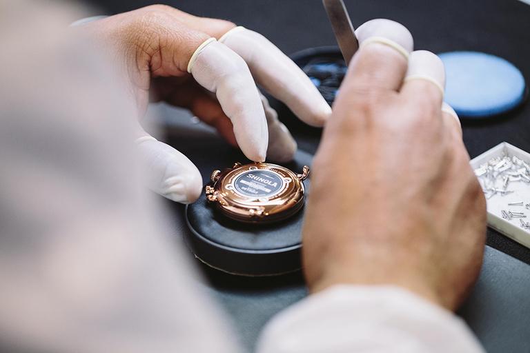 Process: Shinola Watches