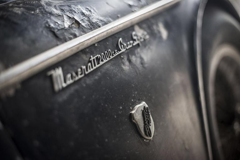 Massive Forgotten Classic Car Collection