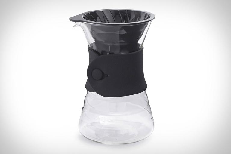 Hario V60 Coffee Drip-Brewer