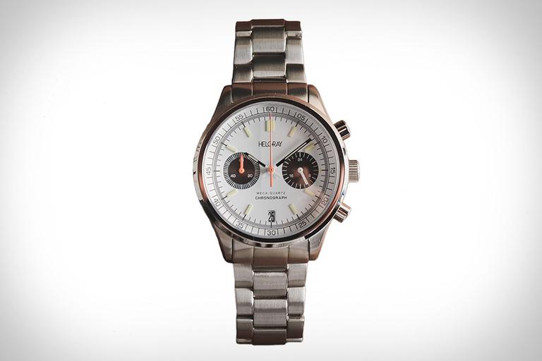 Helgray Silverstone Watch