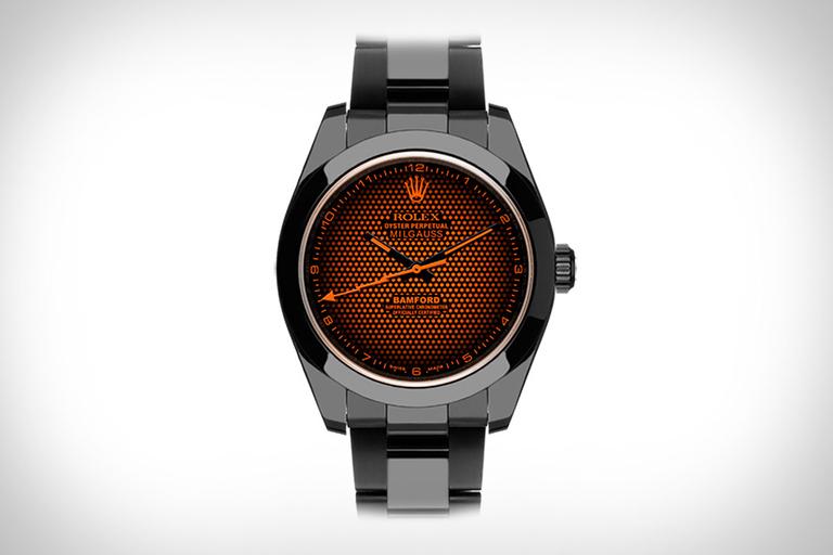 Bamford Rolex Milgauss Aftershock Watch