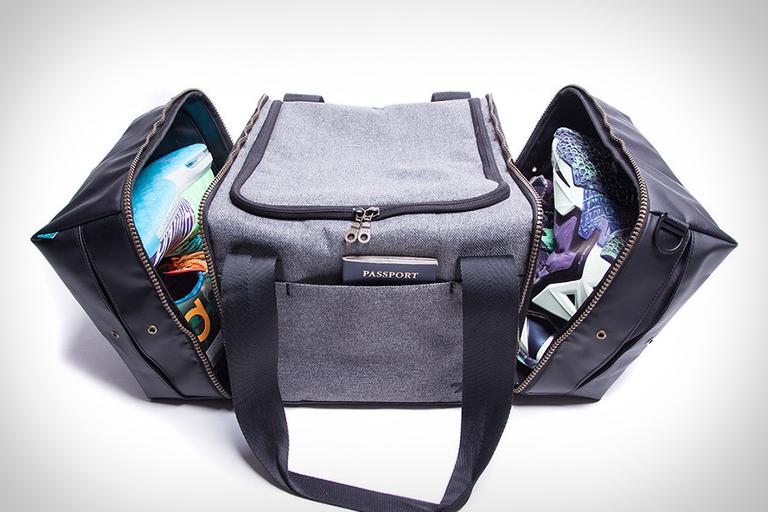 Shrine Sneaker Duffel Bag