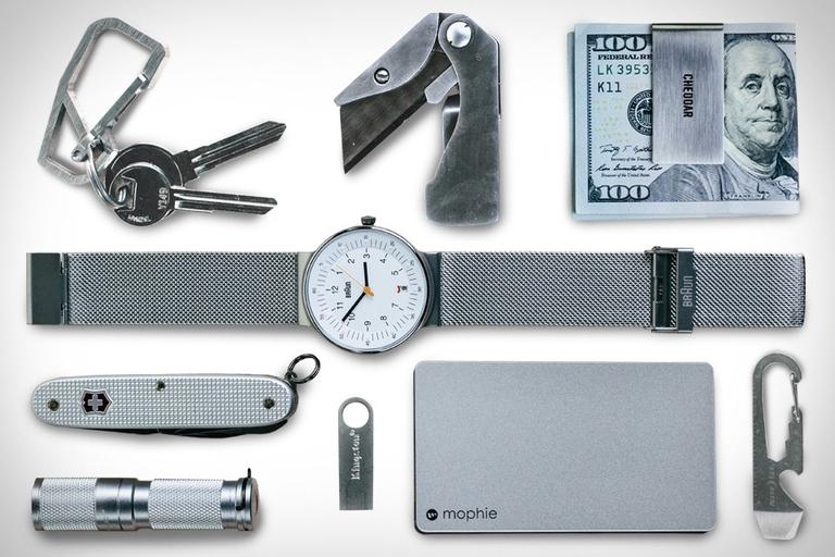 EDC: Silver