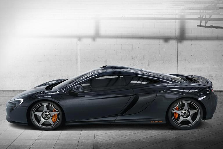 McLaren 650S Le Mans Edition