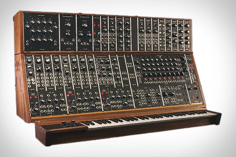Moog System 55 Synthesizer