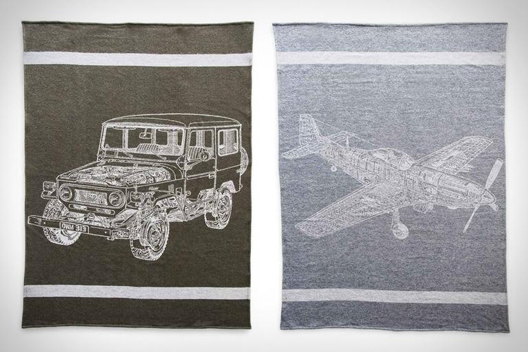 Faribault x Modern Anthology Haynes Blankets