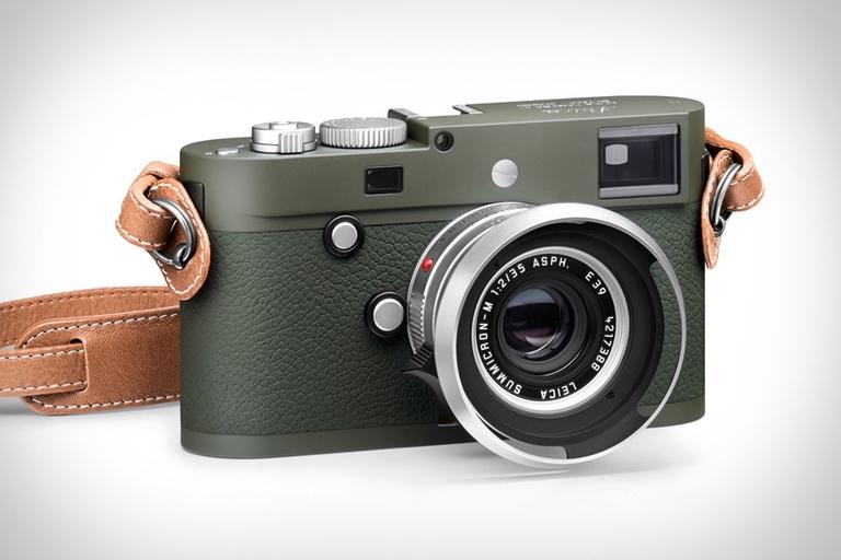 Leica M-P 240 Safari Edition Camera